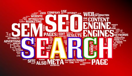 Search Engine on World Wide Web Stock Photo - 6686983