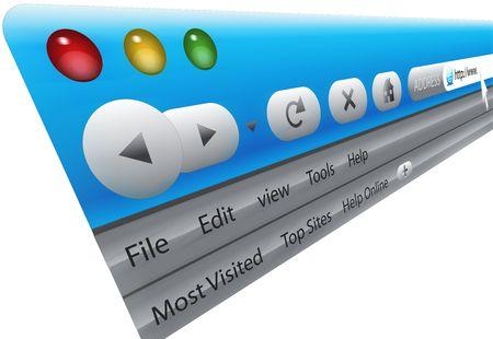 Web Browser -  World Wide Web