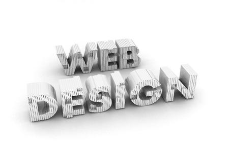 Web Design Concepts Stock Photo - 12410264