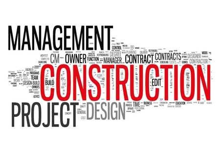 Construction Management Project Stock Photo - 19163142