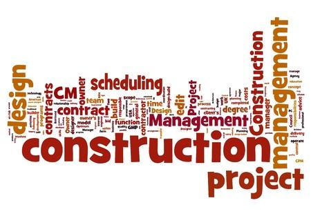 Construction Management Project Stock Photo - 19163144