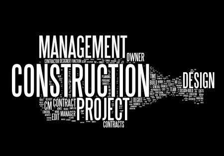 Construction Management Project Stock Photo - 19163141
