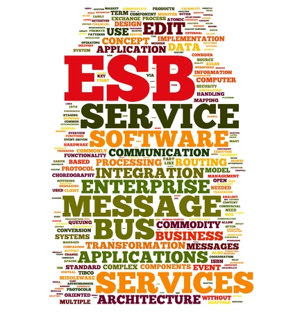 ESB - Enterprise Service Bus  Stock Photo - 13782680