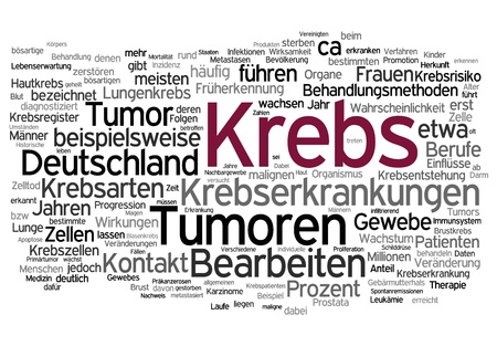 Krebs - Tumoren Stock Photo - 19163147