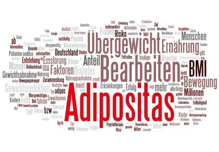 confiserie: Adipositas or obesity