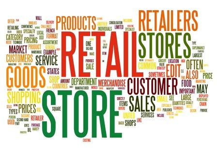 Retail Store Stock Photo - 13785100
