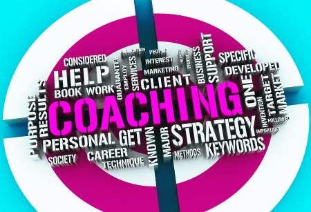 word collage: Coaching Concepts