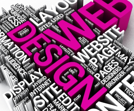web site design: Web Design - Website Concepts