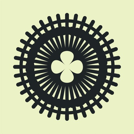 gearing: gears in vintage style for all uses