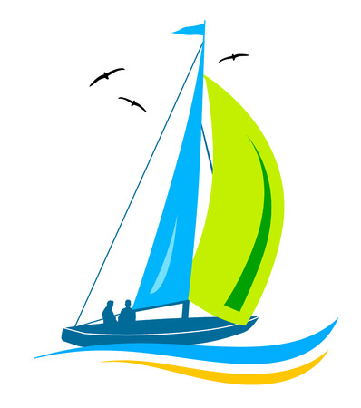 regatta: sailing ship