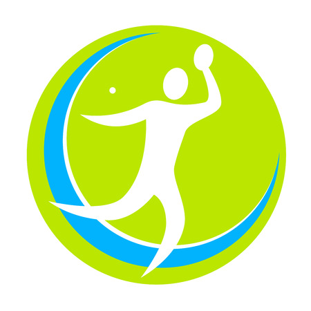 ballgame: table tennis sport