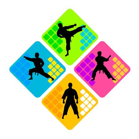 空手スポーツ