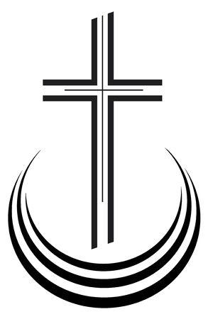 Memorial icon vector illustration Vettoriali