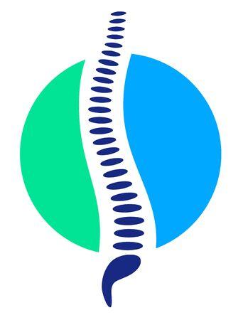 Backbone ache vector