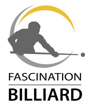 Billiard sport graphic in vector quality