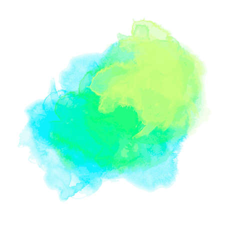 Watercolor background graphic in vector quality.