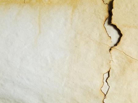 Vintage scorched background paper.