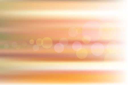 Blur sweet abstract pink and round bokeh vector background