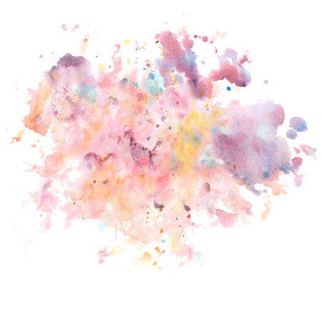 delicate: watercolor abstraction background delicate soft , shimmering watercolors