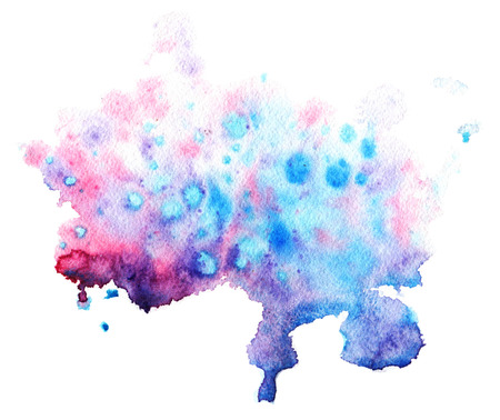 watercolor abstraction background delicate soft , shimmering watercolors