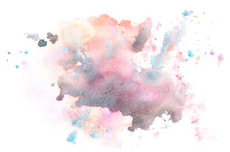 shimmering: watercolor abstraction background delicate soft , shimmering watercolors