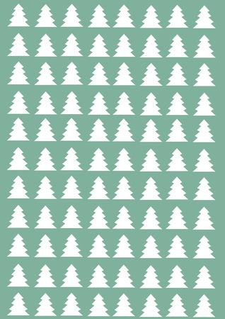 Tree pattern Illusztráció