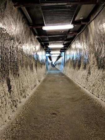 saline tunel Reklamní fotografie - 82242270