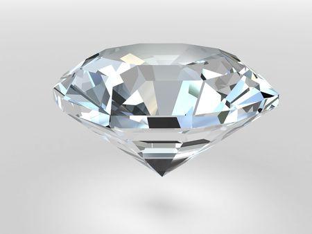 queen diamonds: Diamond resi con ombre morbide. Ad alta risoluzione di immagini 3D