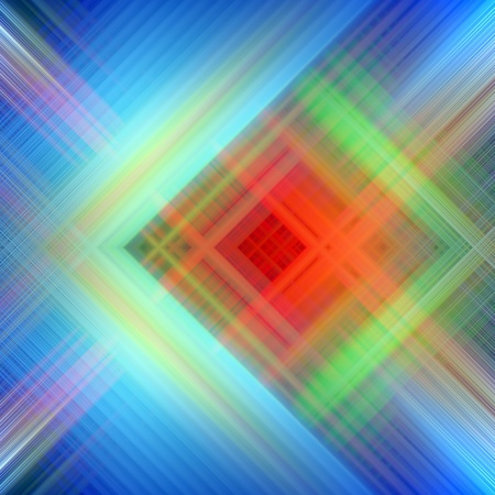 intersect: Abstract background of colorful diagonal lines. High resolution image