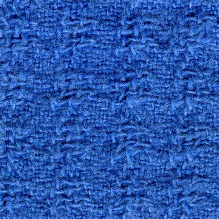 詳細の多くを青いタオル テクスチャ
