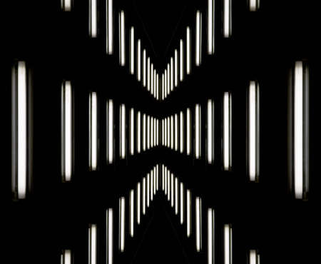 ホワイト ライト (で infinitie... へ) 写真素材