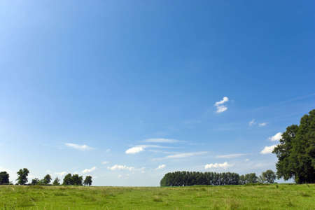 Belgium Countryside Stock Photo