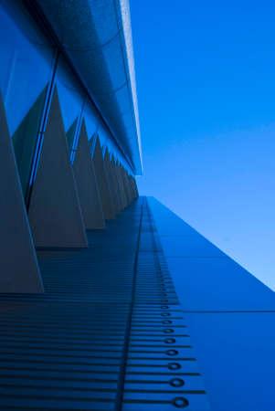 A futuristic gangway... photo
