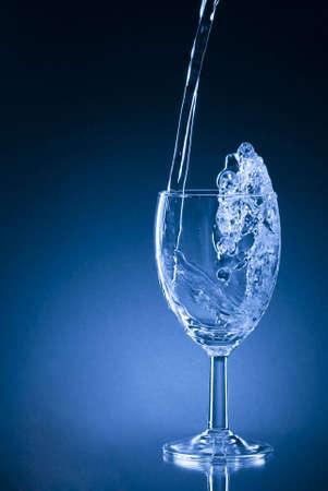 水を注ぐの電源