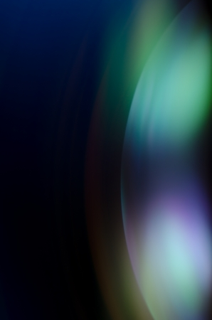 Playing with light to create a dreamlike wallpaper Stock Photo