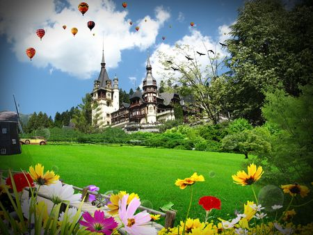 Dream Castlein Romania