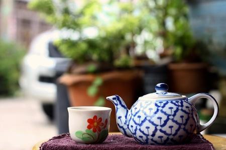 tea service: Time for Tea