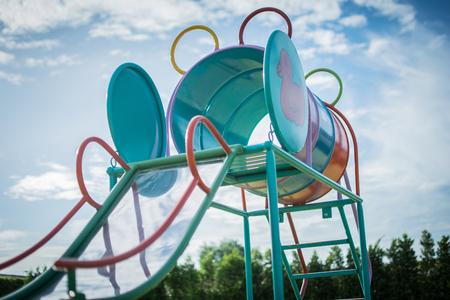 speeltuin voor kinderen