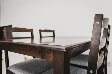 Dining table in the family