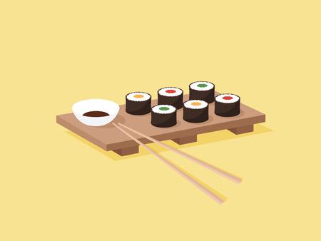 Sushi - Japanese dish