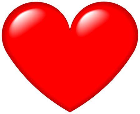 Illustrazione di figura del cuore con i punti culminanti.
