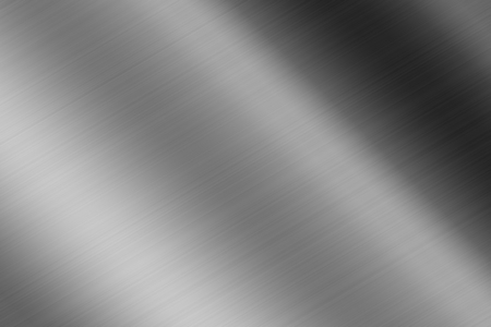 stainless steel sheet: steel texture background Stock Photo