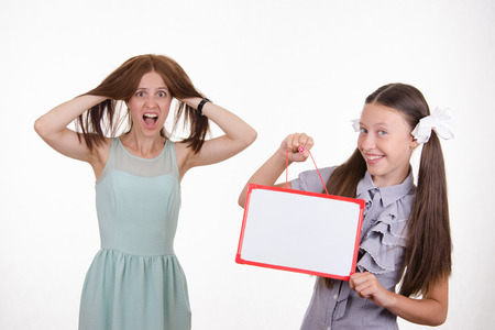 mocks: Trainee fun and mocks a good teacher