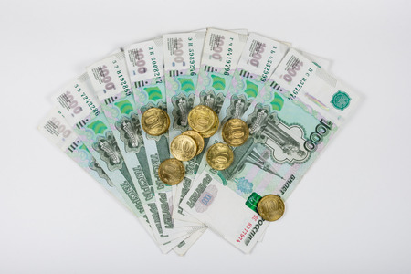 For a fan of banknotes one thousandth of Russian rubles is a bunch of ten-Russian coins