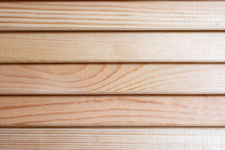 wooden louver shutters close up