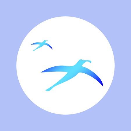 albatross: sign of albatrosses for your design
