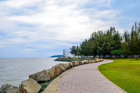 Boardwalk,Thailand, Phuket