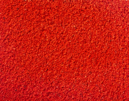 cayenne: round paprika background texture Stock Photo