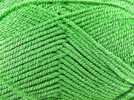skein of threads yarn, close up texture background photo