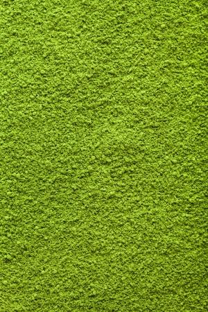 matcha: Background of green powder matcha tea